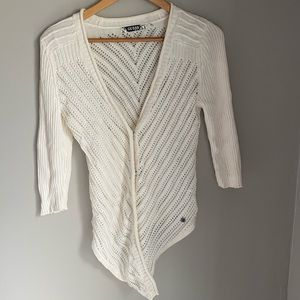 SOLD! Guess Cardigan- Never use